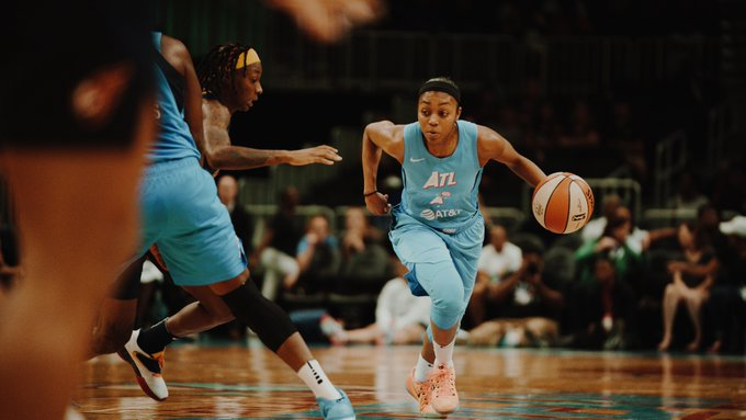 Atlanta Dream guard Renee Montgomery to sit out the 2020 WNBA season and focus on off-court social justice initiatives