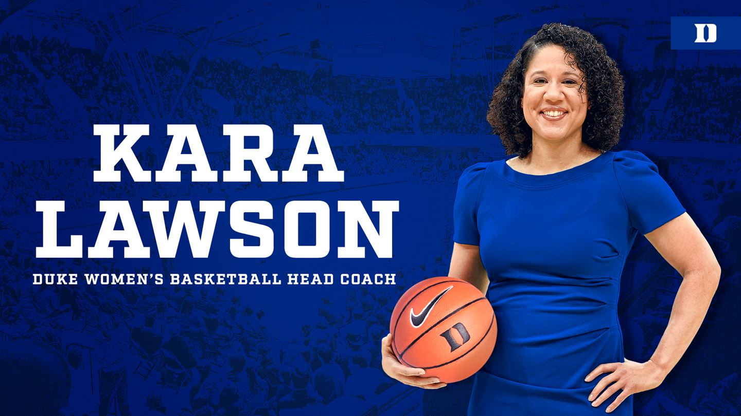 """Kara Lawson on becoming Duke's head coach: """"This is a dream come true for me"""""""