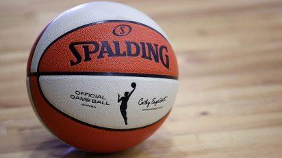 2020 WNBA Game Ball