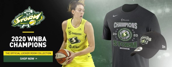Seattle Storm Championship Collection