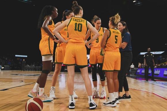 Australian Opals earn comeback win over USA 70-67 in exhibition