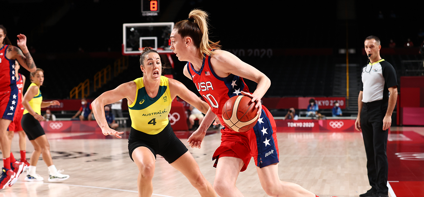 USA blasts past Australia 79-55 to reach Olympics semifinals
