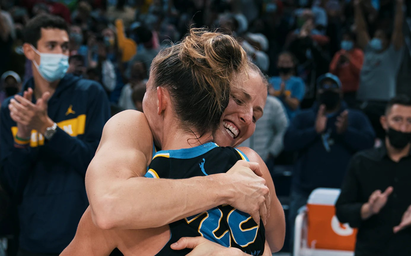 Sky douse Sun 79-69 to advance to Finals for the first time since 2014