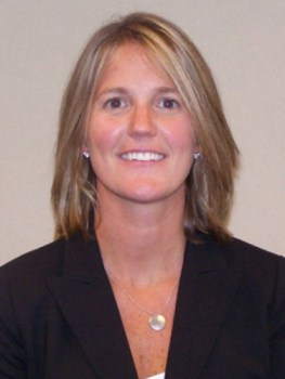 Princeton head coach Courtney Banghart. Courtesy: Princeton Athletic Communications.