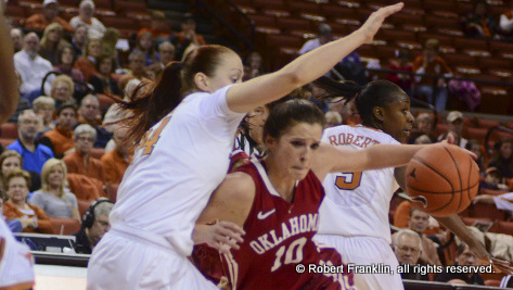 Oklahoma takes down Texas, Longhorn woes continue