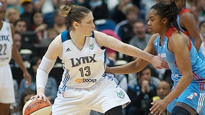 Business as usual for the Lynx as they defeat the Dream 88-63 in game two of the WNBA Finals