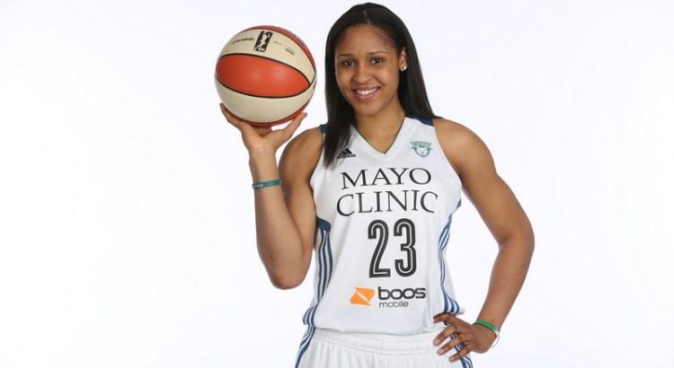 maya moore wins 2014 wnba most valuable player award hoopfeed com