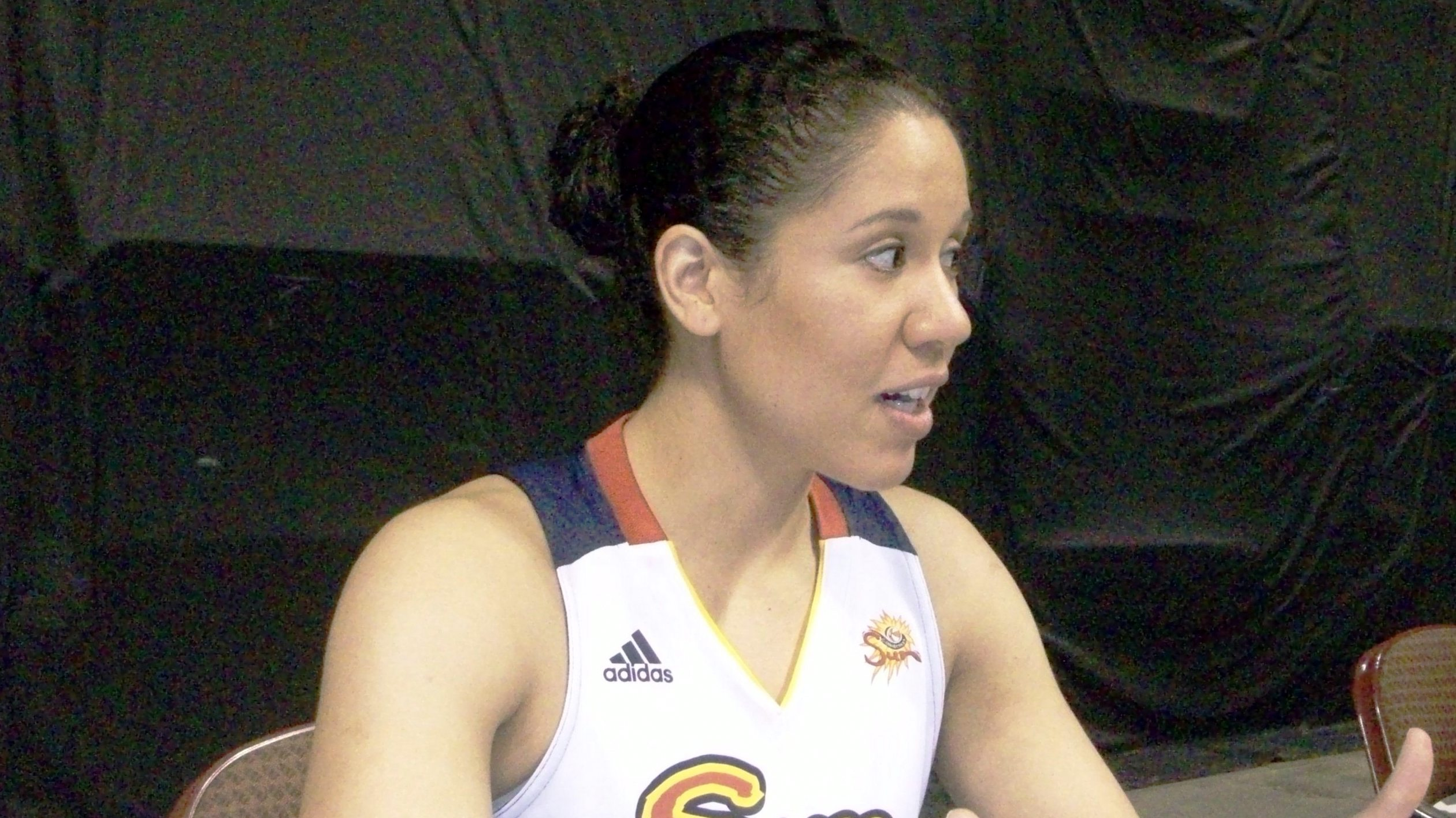 Despite changes in the Eastern Conference, Connecticut Sun show confidence at Media Day
