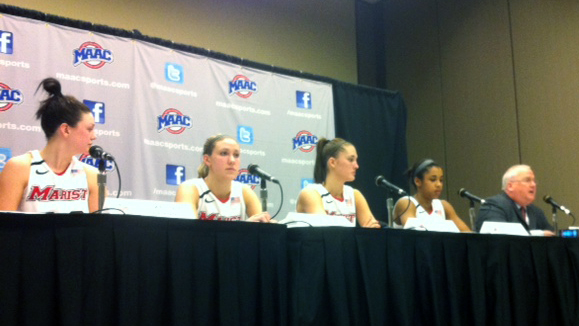 Fairfield, Marist advance to MAAC conference final