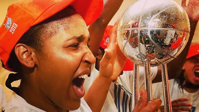 Minnesota Lynx sweep 2013 WNBA Finals, defeat Atlanta Dream 86-77 for title