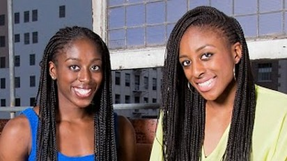 Nneka and Chiney Ogwumike launch a YouTube channel: Team Ogwumike