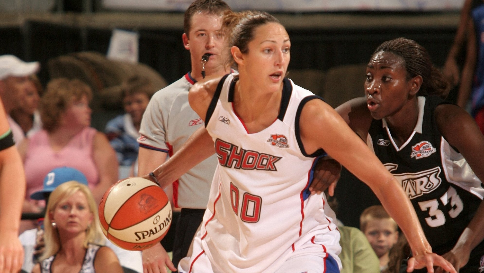 Dishin & Swishin 07/03/14 Podcast: Ruth Riley calls it a career, and what a career it was!