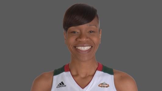 Tina Thompson. Photo: WNBA/NBAE.
