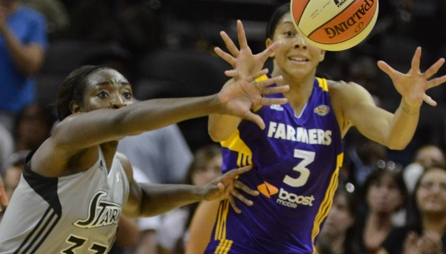 Repeat and rinse: Silver Stars douse Sparks again, 94-80