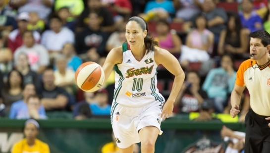 Dishin & Swishin 08/21/14 Podcast: Sue Bird dishes on the Storm, USA Basketball and more