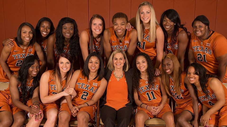 Changing landscape in Big 12 women's basketball as Texas lands the top spot in 2014-15 preseason poll
