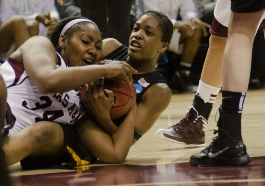 Texas A&M defeated Wichita State in College Station. Photo: Robert Franklin, all rights reserved.
