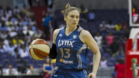 Lynx nearly upset in D.C., Chicago spoils San Antonio home opener