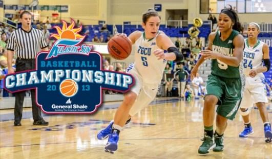 2013 General Shale Atlantic Sun Women's Basketball Championship