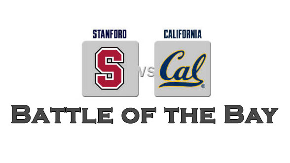 Cal and Stanford ready for Battle of the Bay, rivalry has over a century of roots