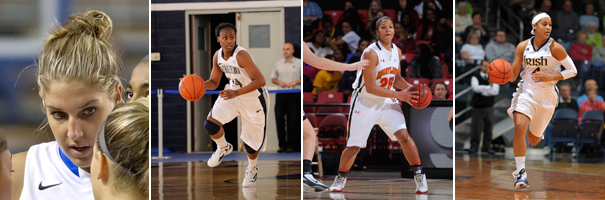 """Dishin & Swishin 3/02/12 Podcast: Heading into the NCAA postseason, part two of a look at ten """"game-changing players"""""""