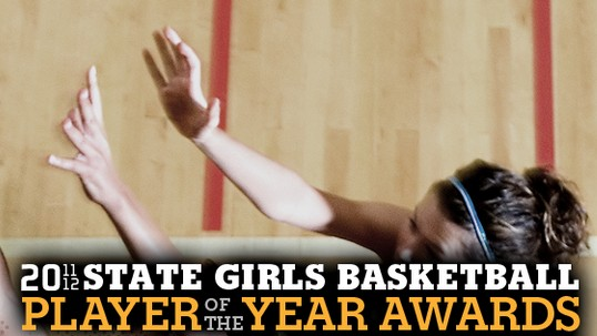 2011-12 Gatorade Girls Basketball Players of the Year, state by state