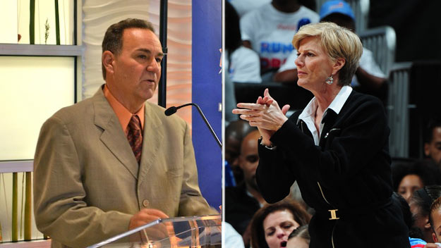 Dishin & Swishin January 12, 2012 Podcast: Top assistants Gary Kloppenburg & Carol Ross join the WNBA head coaching ranks