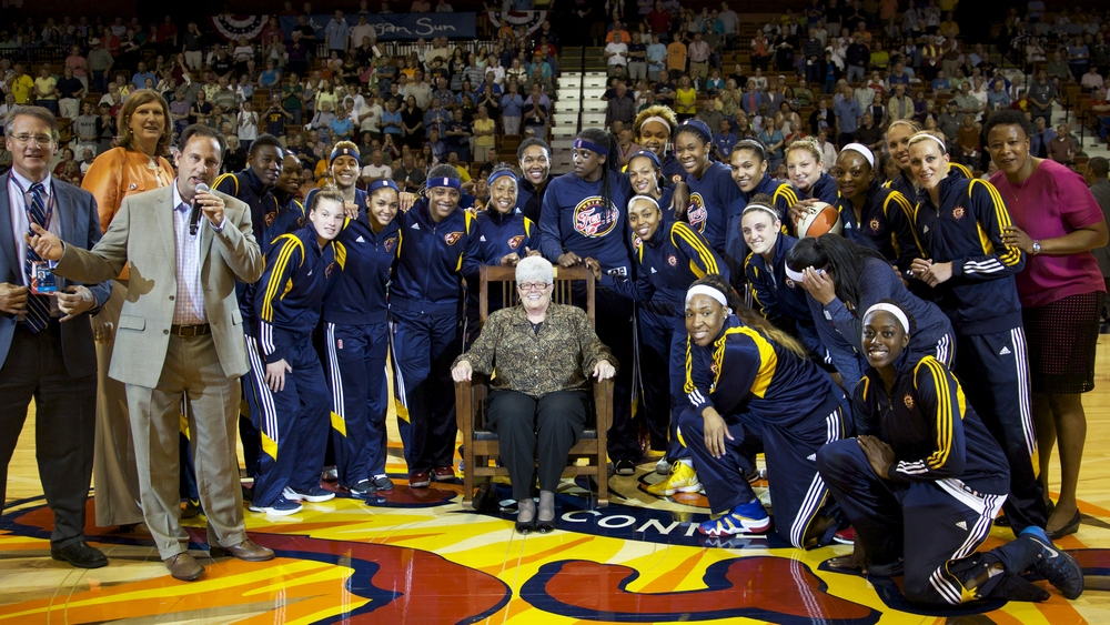 Douglas, Ogwumike lead second half surge as Sun dispatch Fever for fifth straight victory