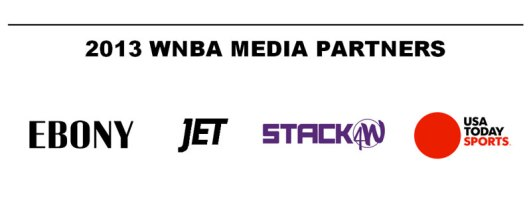 2013 WNBA Media Partners