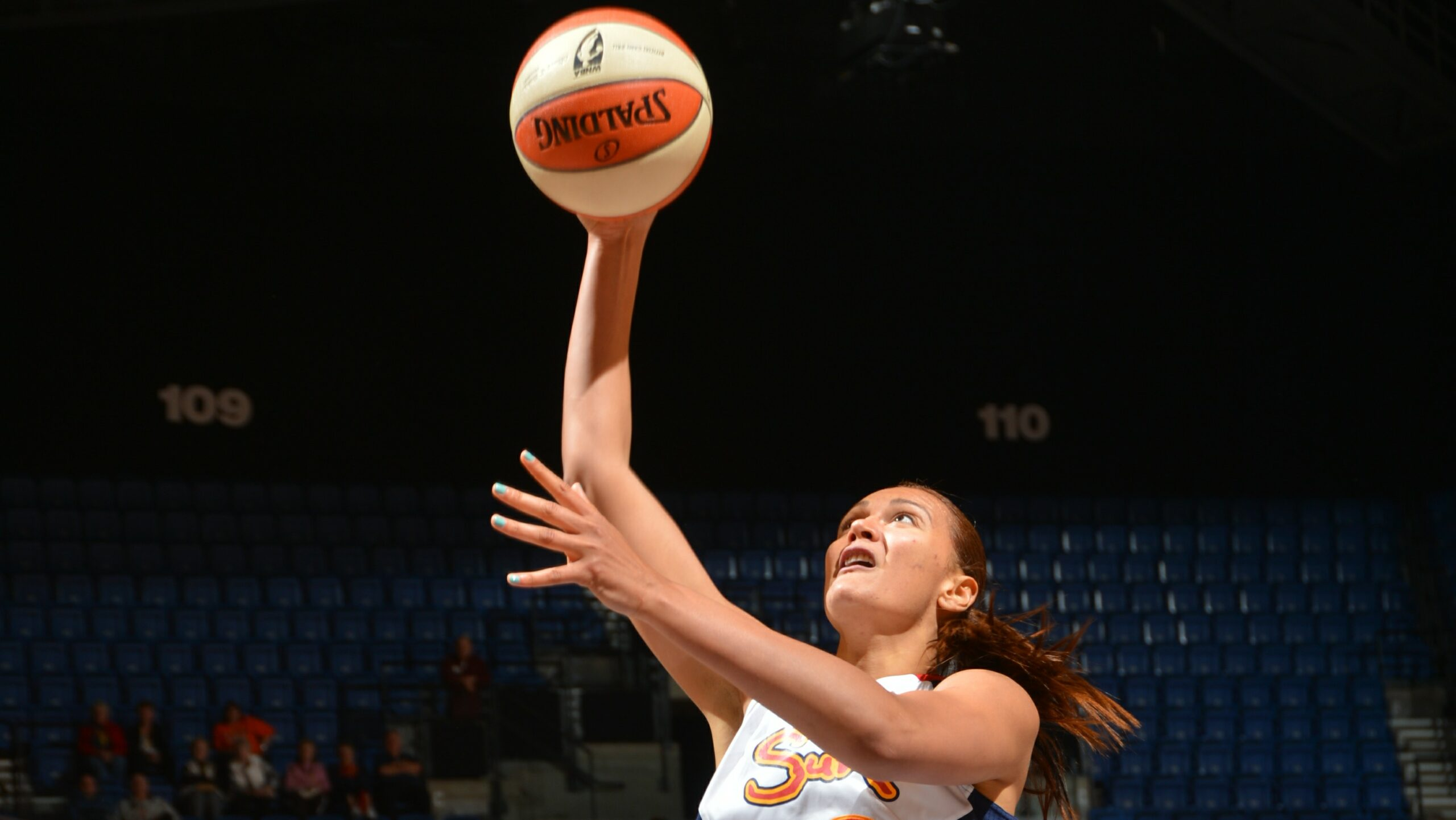 Mistie Mims and the Connecticut Sun: A perfect fit