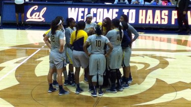 BERKELEY, Calif. (Nov. 28, 2014) - #14 Cal defeated San Jose State 110-87.