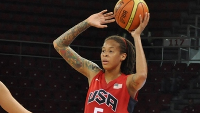 U.S. extends streak to 40-0 in Olympic competition, beats Australia 86-73 to reach gold medal round