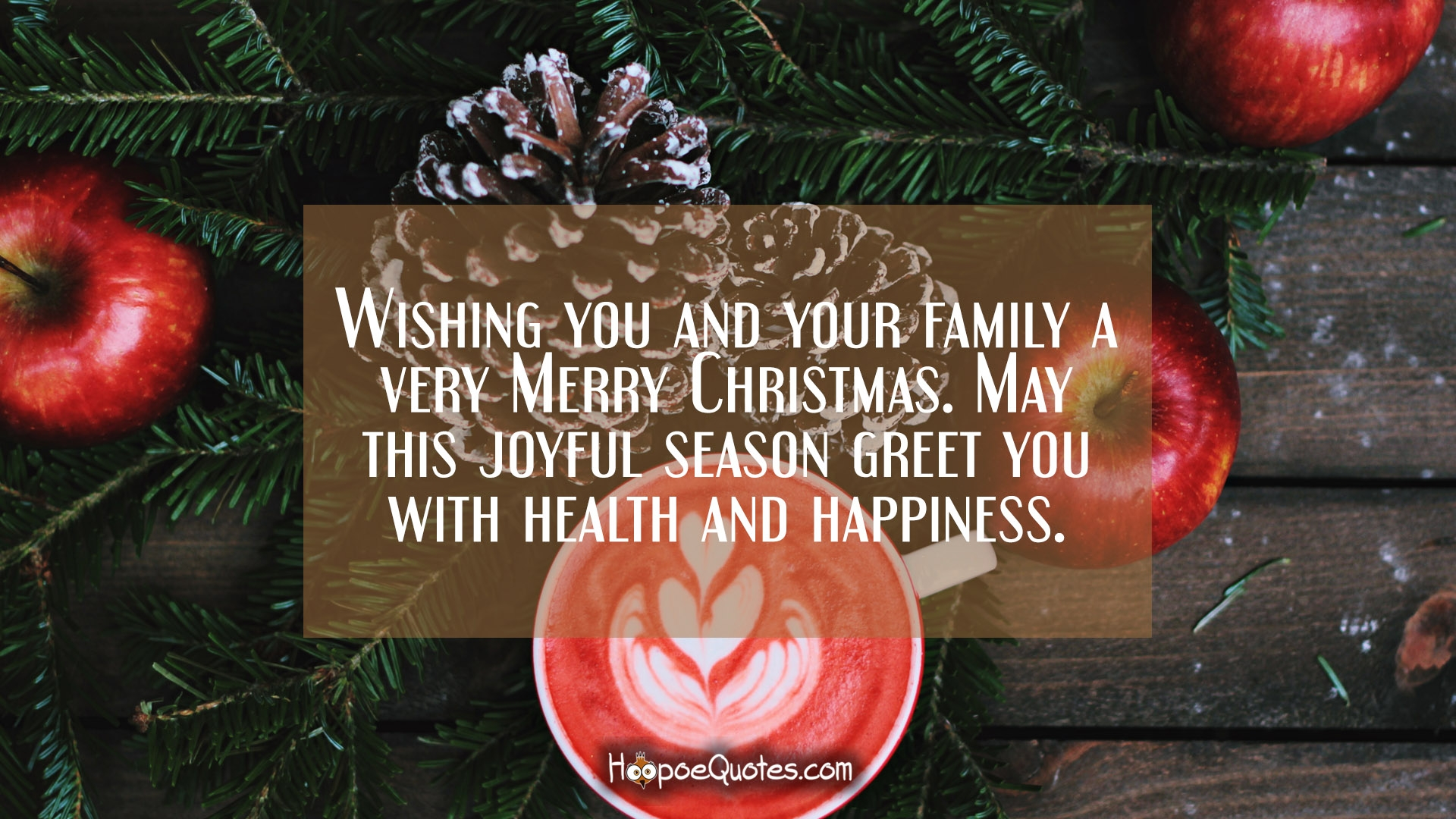 Wishing You And Your Family A Very Merry Christmas May