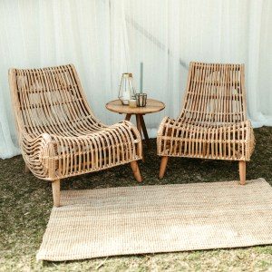 Cane Loungers