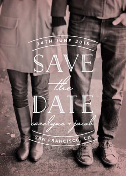 Sweet Embrace Save the Date