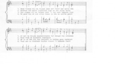 Volkslied 2e deel