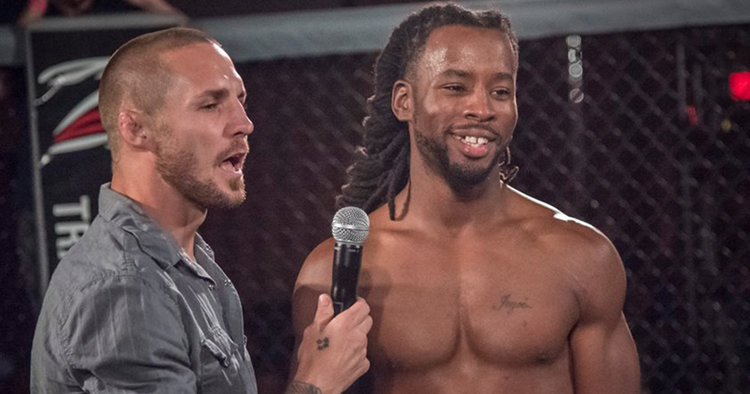 Corey Jackson Describes Importance of Fighting In Hometown at HFC 32