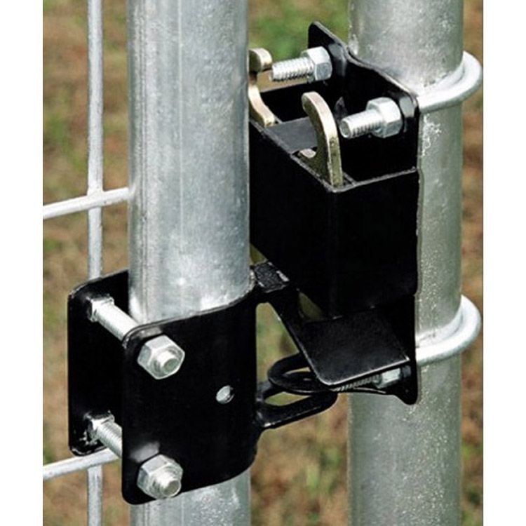 Tarter Two Sided Lockable Latch Hoover Fence Co