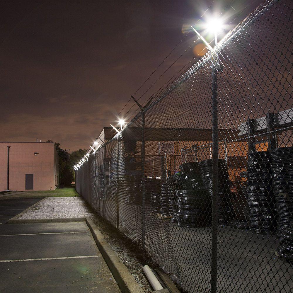 led perimeter lighting hoover fence co