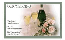 Fl Corners Printable Wedding Invitation Template