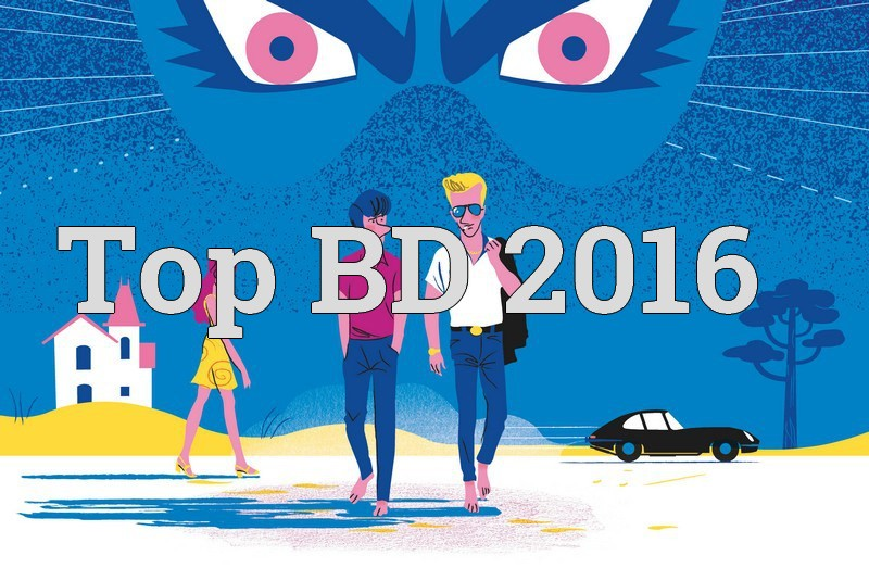 L'Été Diabolik - best of BD 2016