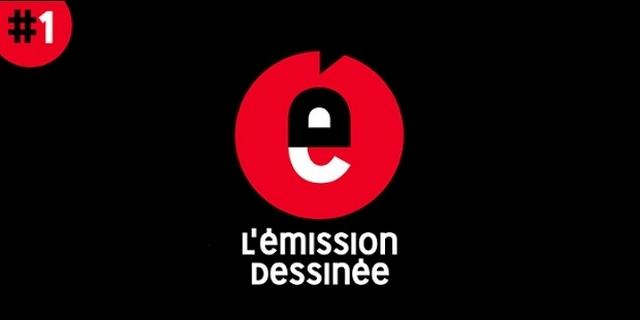 emission-dessinee0 La Revue Dessinée / L'Émission Dessinée