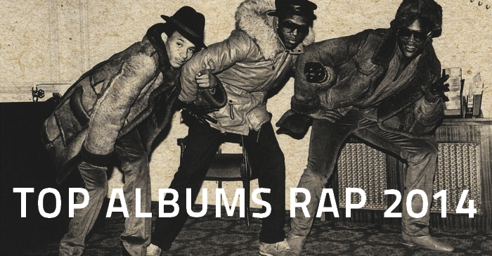 top-albums-rap-2014 Mon top albums rap 2014
