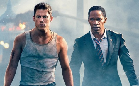 White-House-Down White House Down, film de Roland Emmerich