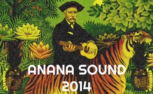 anana Anana Sound Compilation 2014