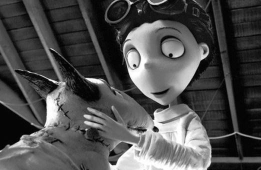 Franckenweenie, de Tim Burton