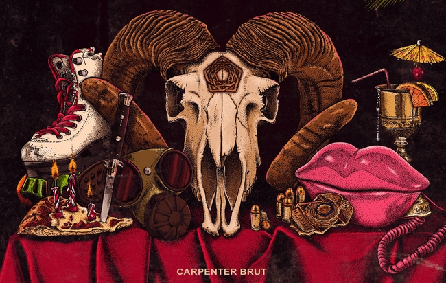 carpenter-brut-trilogy Carpenter Brut – Trilogy
