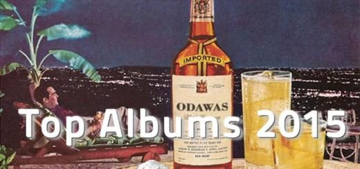 Odawas top albums 2015