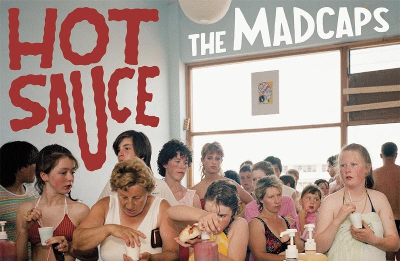 madcaps-hot-sauce Les  Madcaps assaisonnent le rock breton avec leur nouvel album
