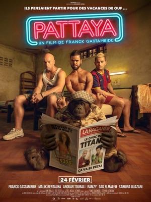 pattaya-affiche Pattaya, film de Franck Gastambide - La critique